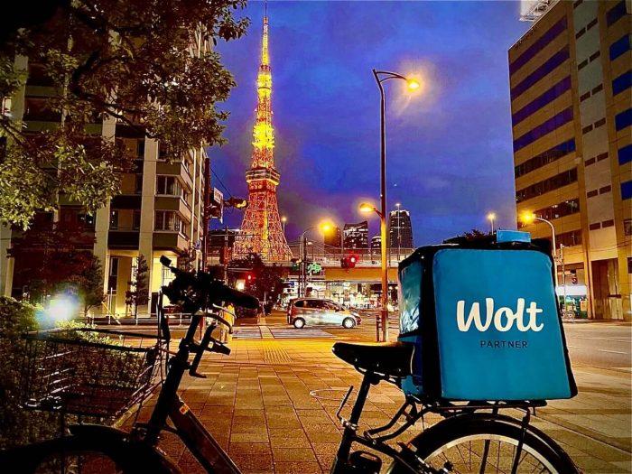 Wolt東京
